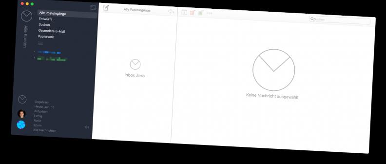 Inbox Zero mit Airmail und Todoist